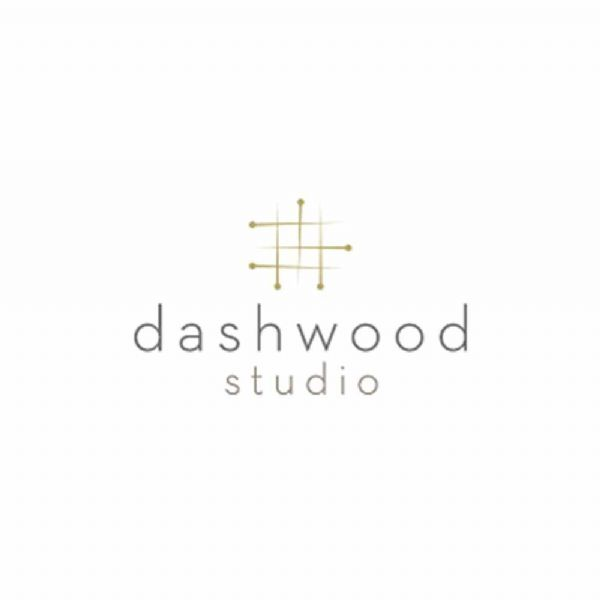 Dashwood Studio, Twist, Azure - Blue Cotton Patchwork Fabric